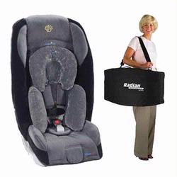 sunshine kids 18510kit radian 80 car seat kit manhattan with radian carrying case free. Black Bedroom Furniture Sets. Home Design Ideas